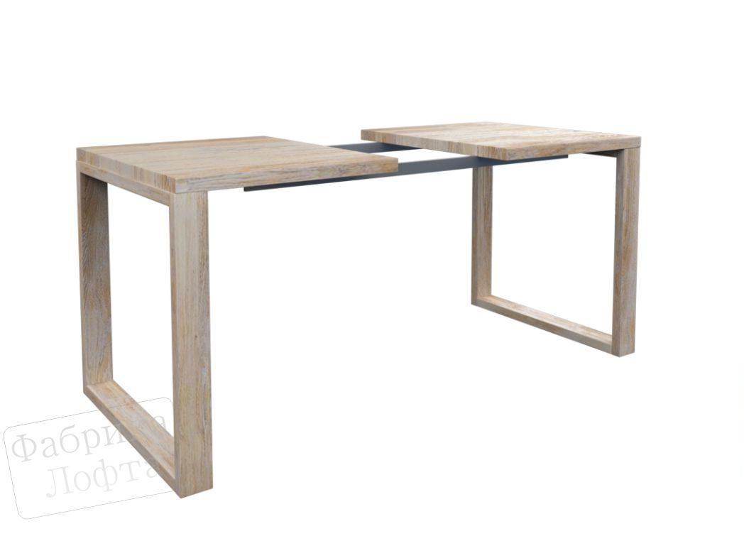 Раздвижной стол из массива СК