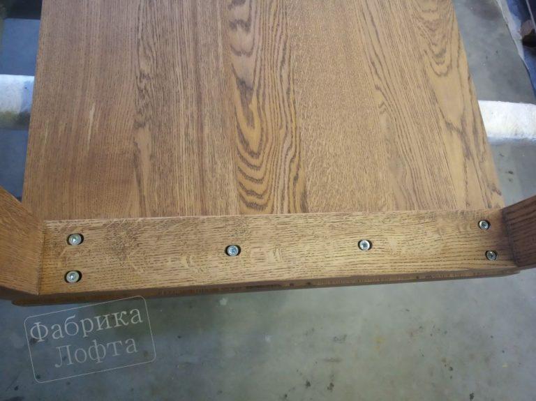 Компьютерный стол из массива СК