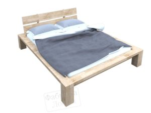 Кровать Бруне
