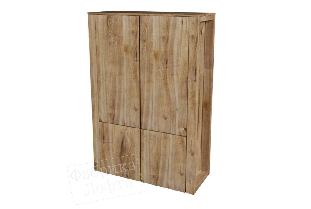 Кухонный шкаф из массива