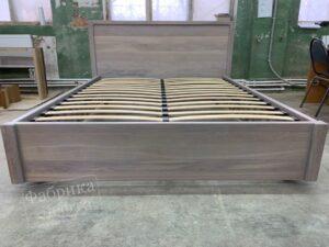 Кровать Нарвик из массива дуба