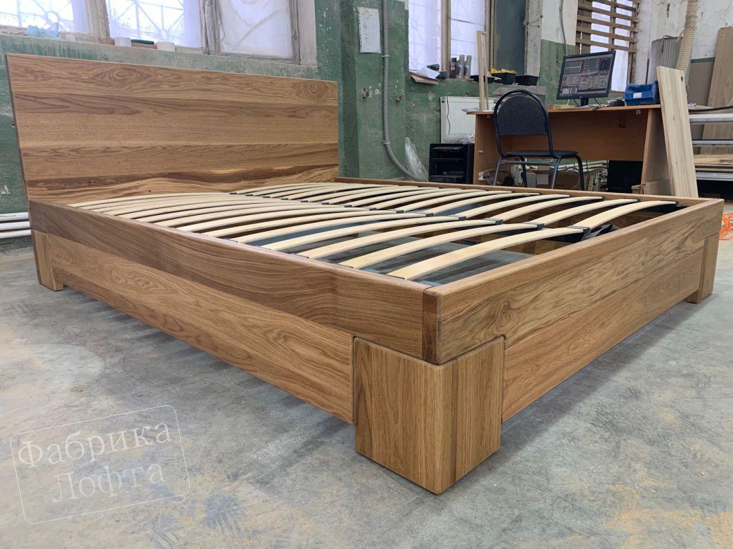 """Кровать из массива дуба """"Скенленд""""лот 5"""