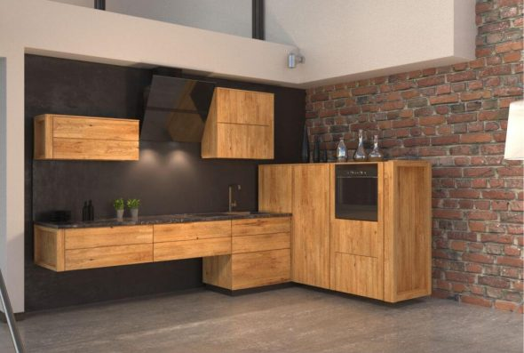 Кухня Скенленд